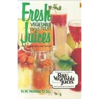 Fresh vegetable and fruit juices by Norman Walker