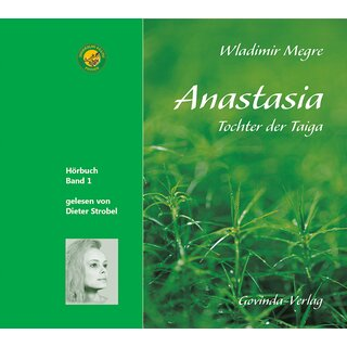 Anastasia Band 1 - Tochter der Taiga (Hörbuch)