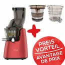 Kuvings C9820 Slow Juicer SuperPlus Rouge