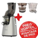 Kuvings C9820 Slow Juicer SuperPlus Silber